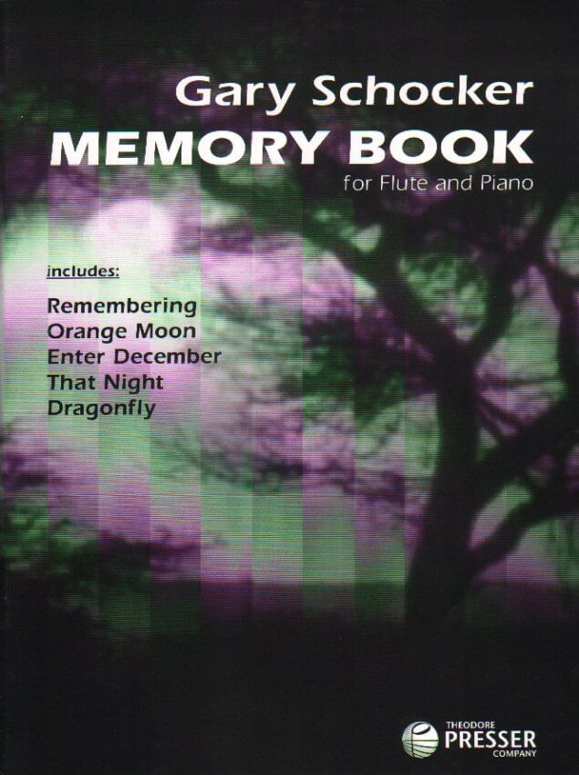 Memory Book - Flute and Piano