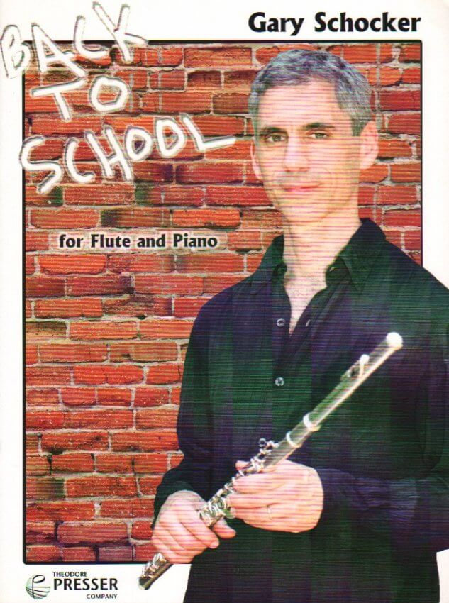 Back to School - Flute and Piano