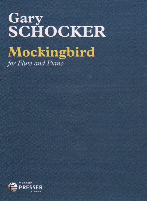 Mockingbird - Flute and Piano