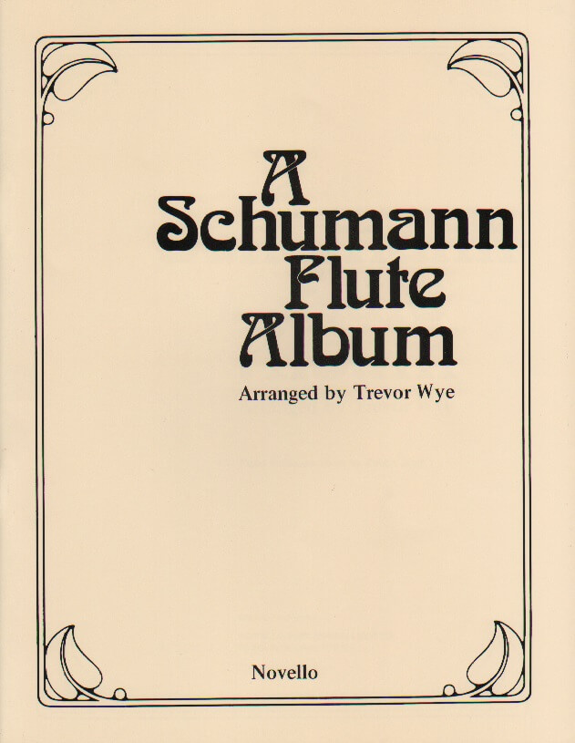 Schumann Flute Album - Flute and Piano