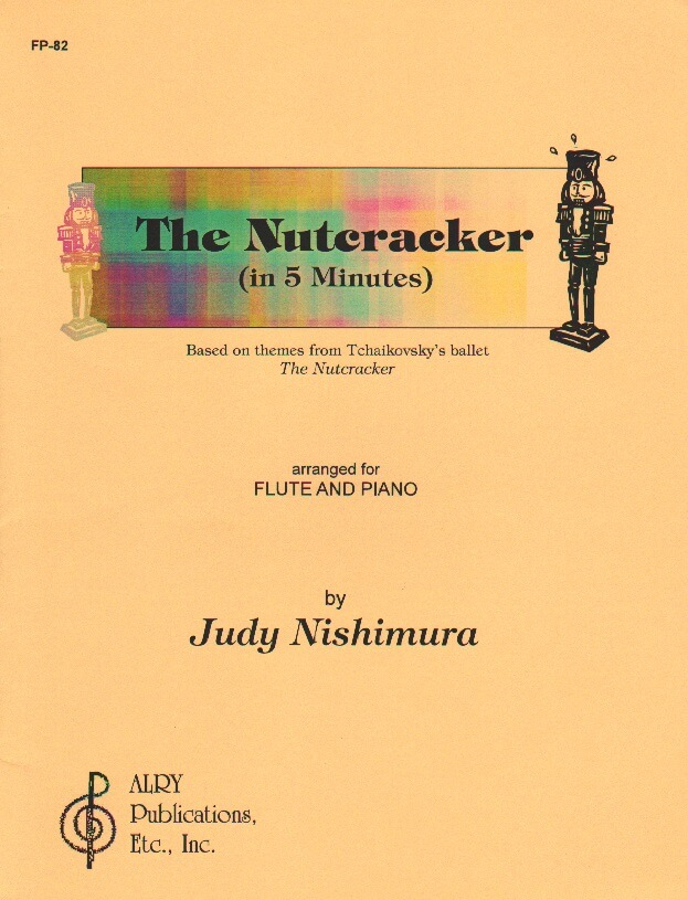 Nutcracker (in 5 Minutes) - Flute and Piano