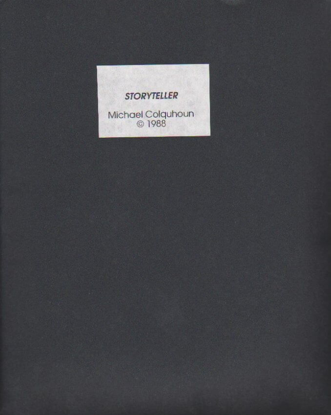 Storyteller (Book and Tape) - Flute Unaccompanied