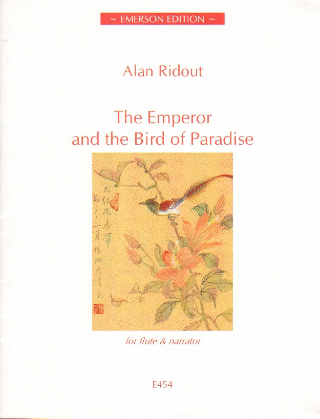 Emperor and the Bird of Paradise - Flute and Narrator
