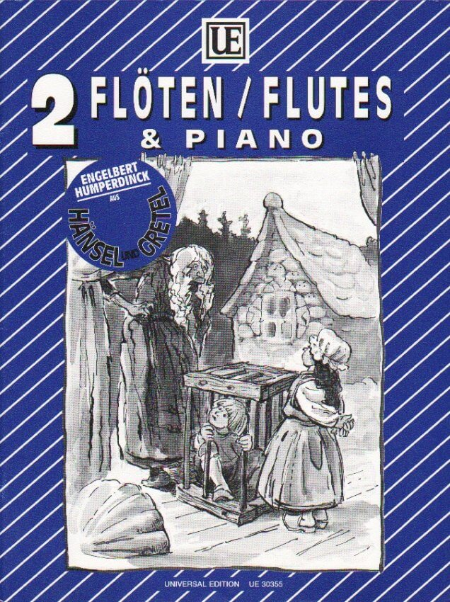 Hansel and Gretel - Flute Duet and Piano