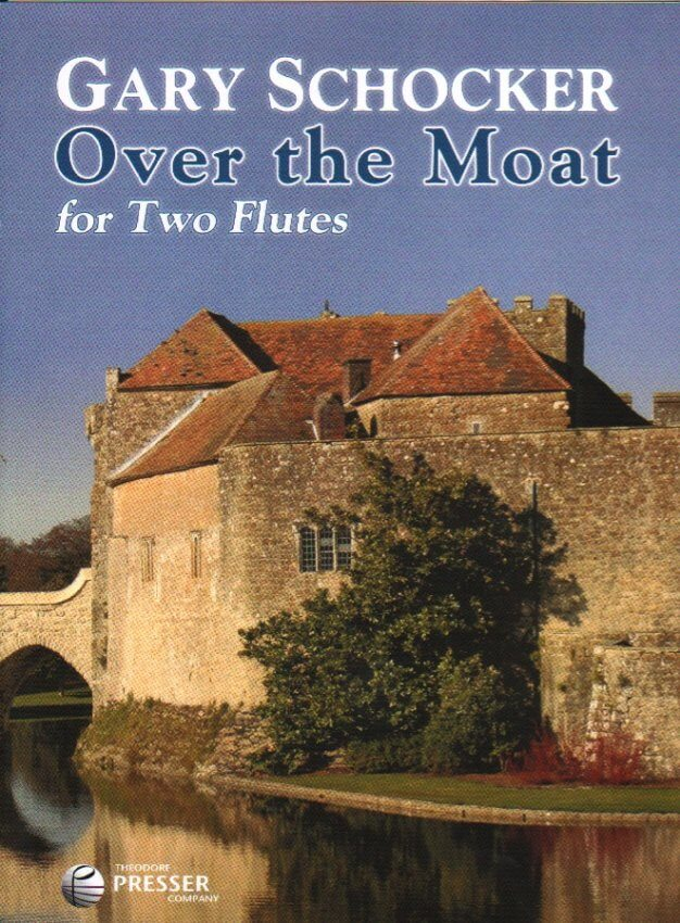 Over the Moat - Flute Duet
