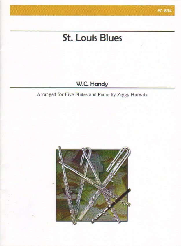 St. Louis Blues - Flute Quintet and Piano
