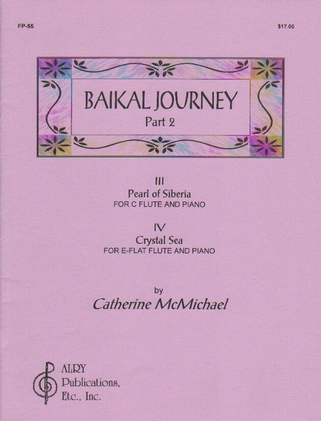 Baikal Journey, Part 2 - Flute and Piano