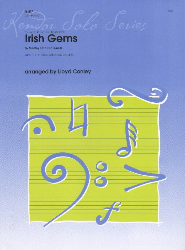 Irish Gems - Flute and Piano