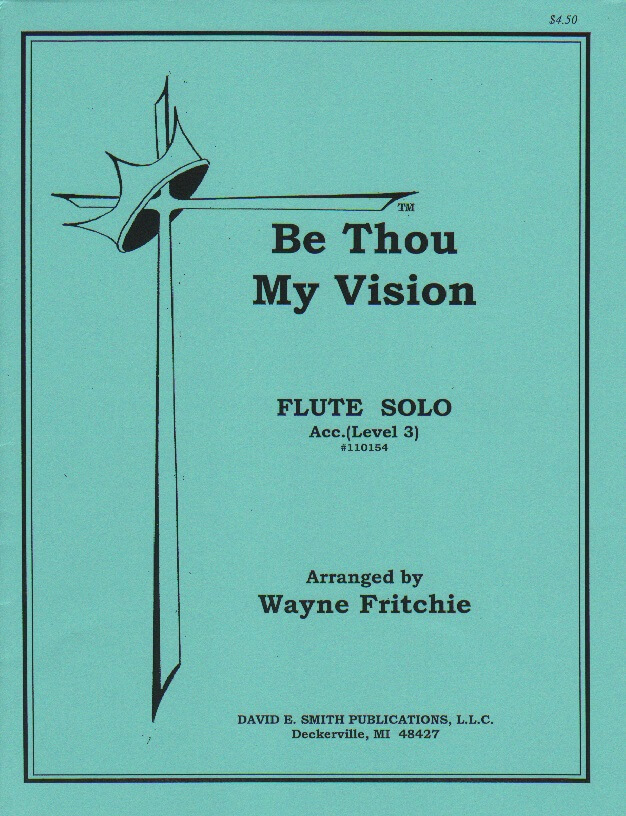 Be Thou My Vision - Flute and Piano