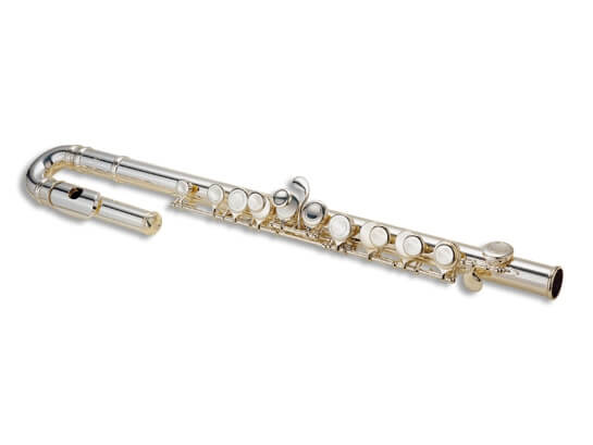 Jupiter 313S Prodigy Flute with Curved Headjoint