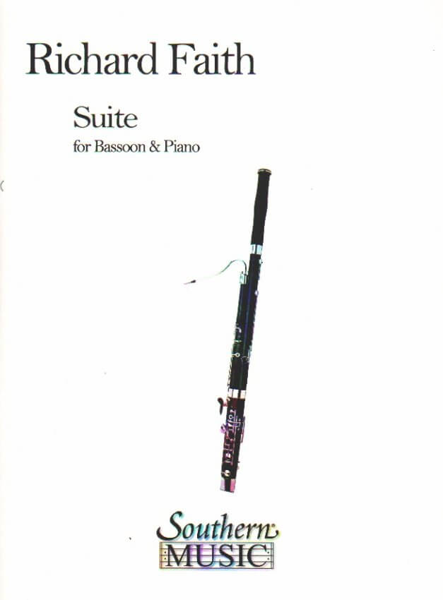 Suite - Bassoon and Piano
