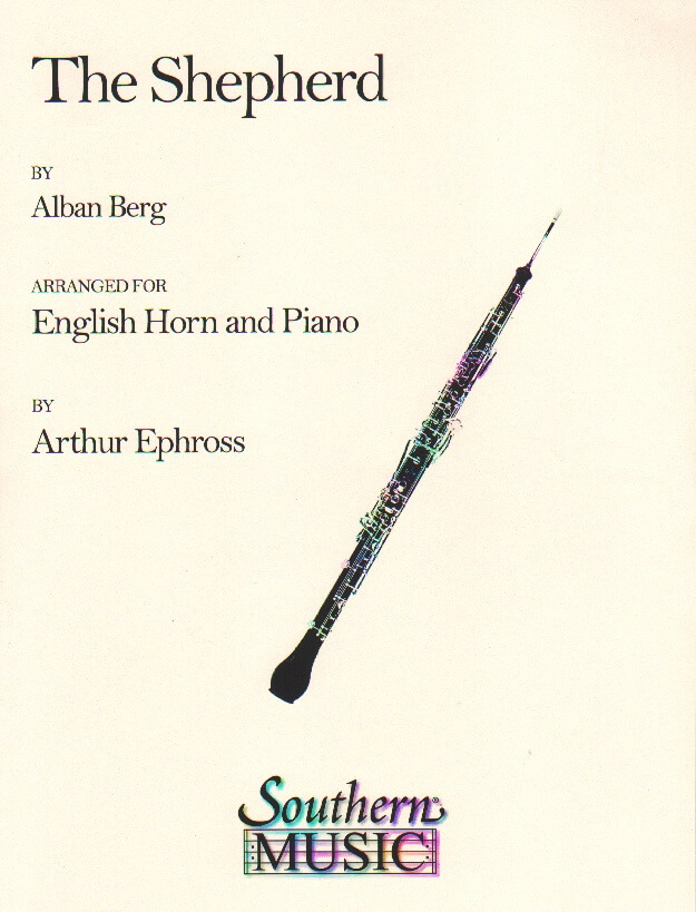 Shepherd, The - English Horn and Piano