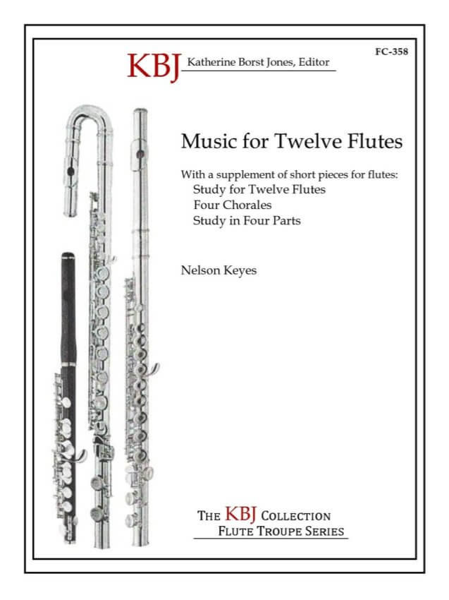 Music for 12 Flutes - Flute Choir