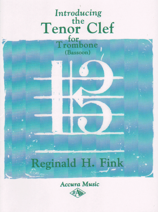 Introducing the Tenor Clef - Trombone (or Bassoon)