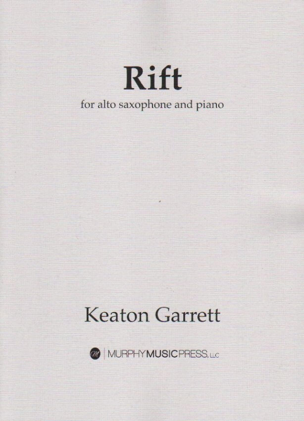 Rift - Alto Sax and Piano