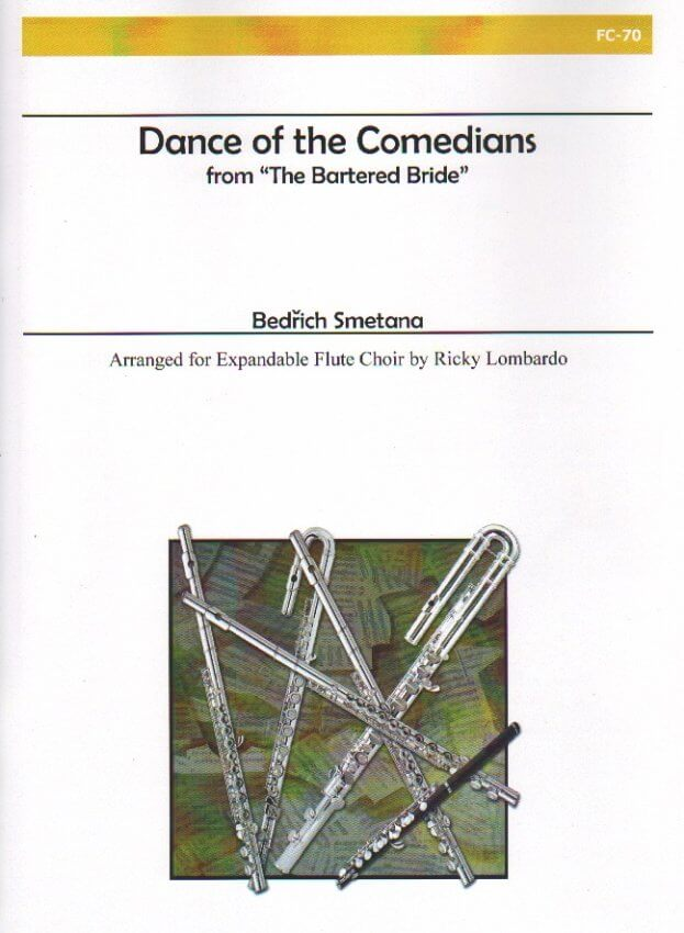 Dance of the Comedians - Flute Choir