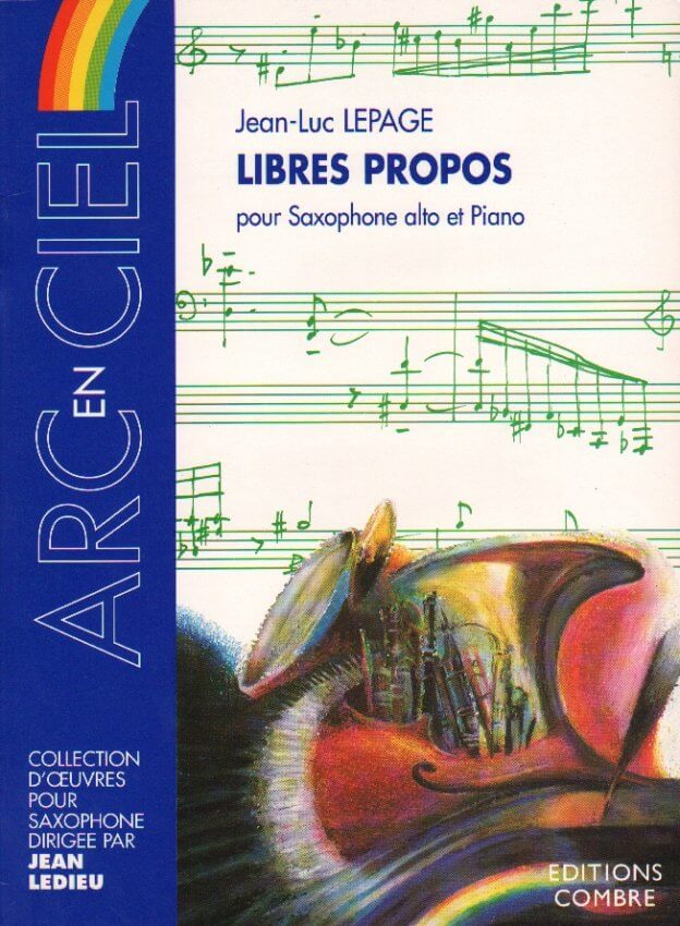 Libres Propos - Alto Sax and Piano