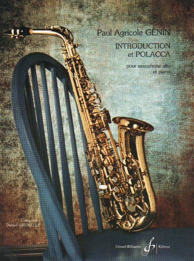 Introduction et Polacca - Alto Sax and Piano