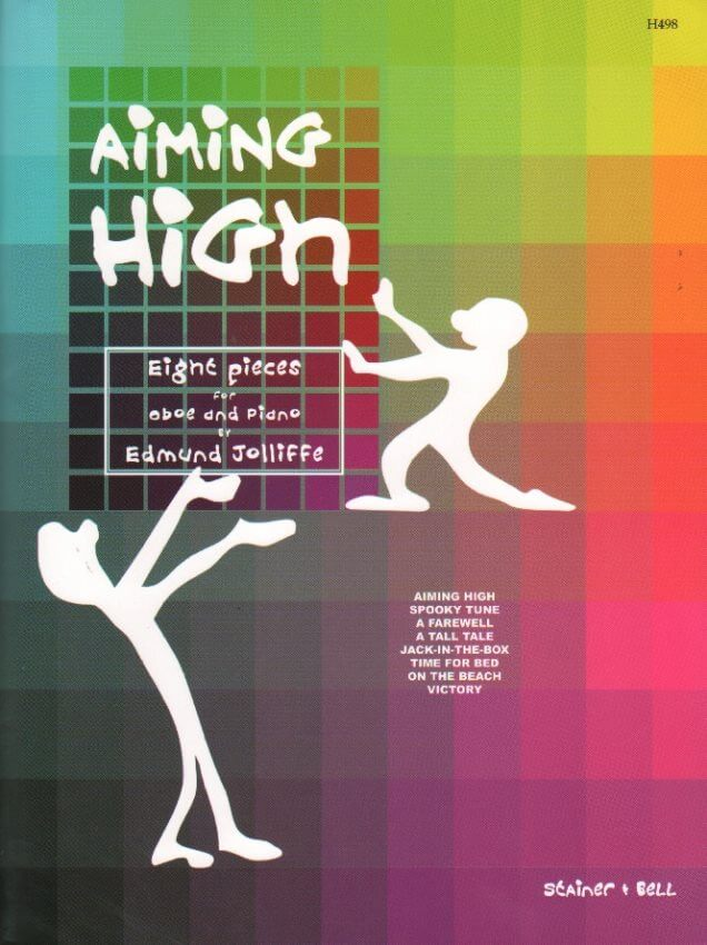 Aiming High: 8 Pieces for Oboe and Piano