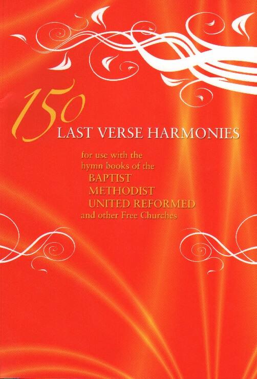 150 Last Verse Harmonies - Organ