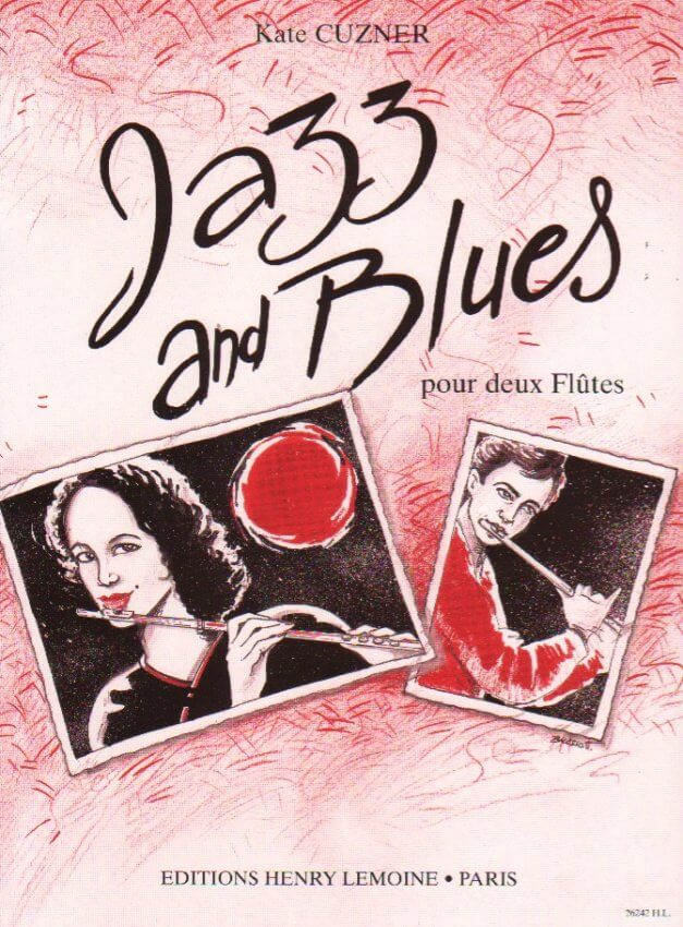 Jazz and Blues - Flute Duet
