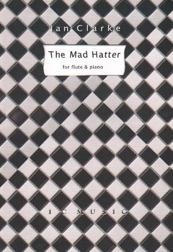 Mad Hatter - Flute and Piano