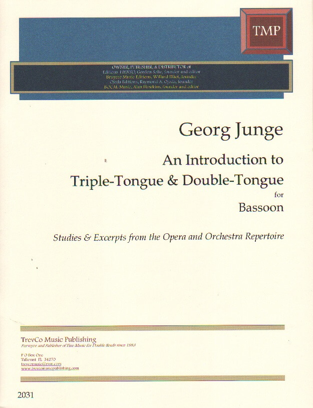 Introduction to Triple-Tongue and Double-Tongue - Bassoon