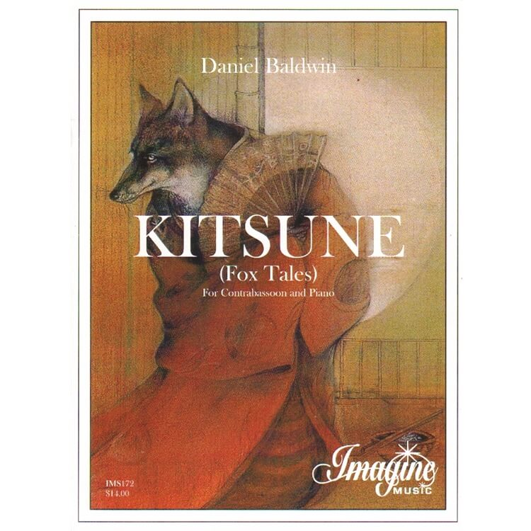 Kitsune (Fox Tales) - Contrabassoon and Piano