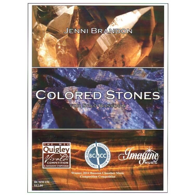 Colored Stones - Bassoon Unaccompanied
