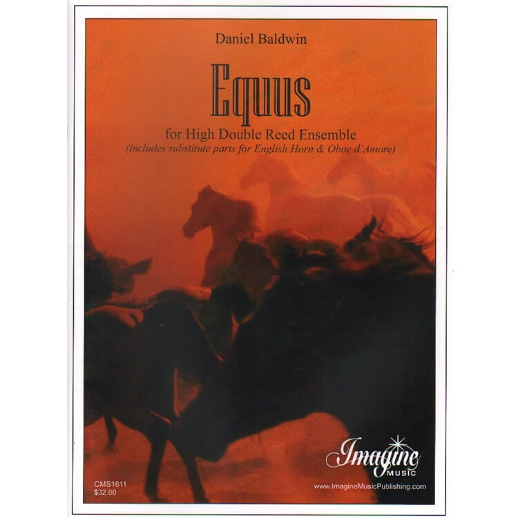 Equus - High Double Reed (Oboe) Ensemble