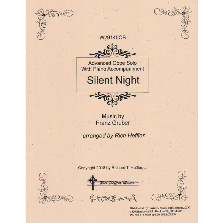 Silent Night - Oboe and Piano