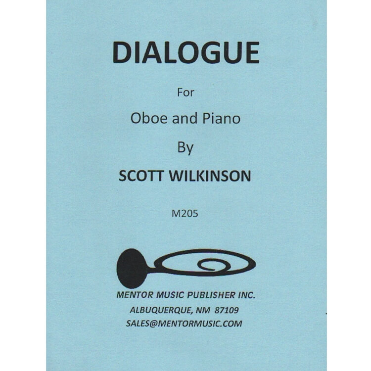Dialogue - Oboe and Piano
