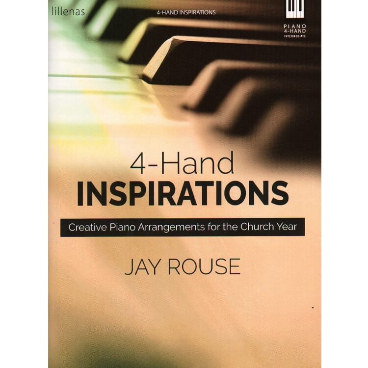 4-Hand Inspirations - 1 Piano 4 Hands