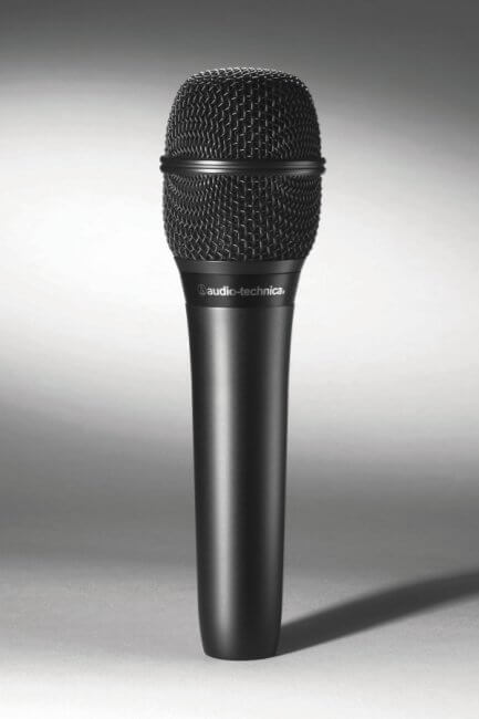Audio Technica AT2010 Handheld Condenser Mic