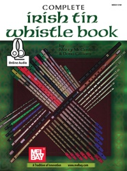 Complete Irish Tin Whistle - Book with Online Audio