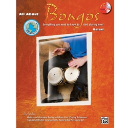 All About Bongos (Bk/CD)