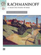 10 Selected Piano Works (Bk/CD)