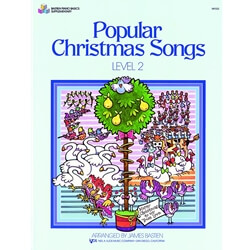 bastien popular christmas songs level 2 piano - Popular Christmas Songs