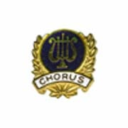 Award Pin w/Presentation Box - Chorus