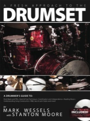Fresh Approach to the Drumset - Book with Downloadable Play-Alongs