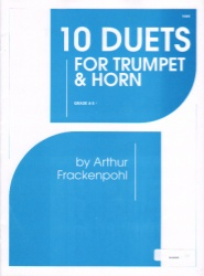 10 Duets for Trumpet and Horn