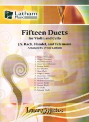 15 Duets - Violin and Cello Duet