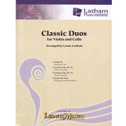 Classic Duos - Violin and Cello Duet