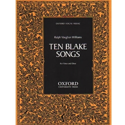 10 Blake Songs - Voice and Oboe