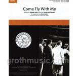 Come Fly with Me - SATB
