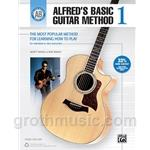 Alfred's Basic Guitar Method, Vol. 1 (3rd Edition) - Book Only