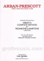 Groth Music Company - Trombone Music