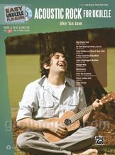 Acoustic Rock for Ukulele - Book/CD