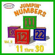Heidi Songs Jumpin Numbers Vol 2 CD
